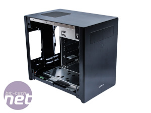 Lian Li PC-Q28 Review Lian Li PC-Q28 Review - Internals