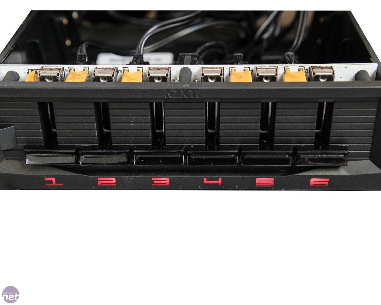 NZXT Sentry Mix 2 Fan Controller Review | bit-tech net