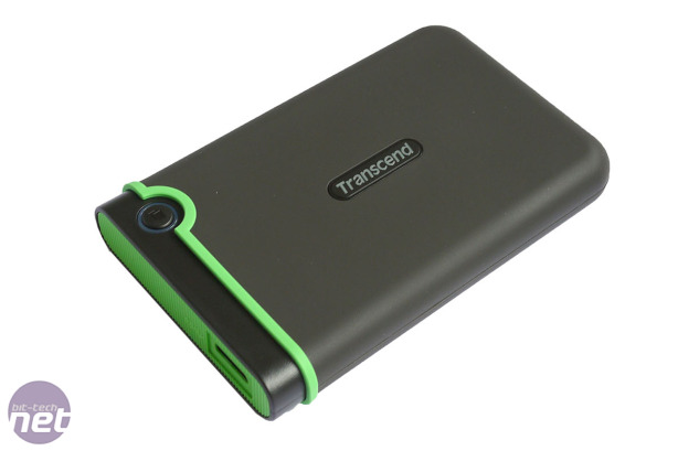 Transcend StoreJet 25M3 1TB Portable Hard Drive Review