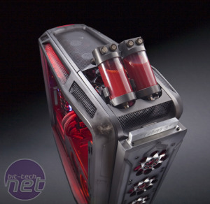 August 2013 Bit-tech Modding Update The race: Project N.V by p0Pe and [MNPCTech] Project: Rebel Alliance CMII by Andrew_K