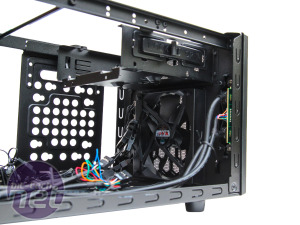 Cooler Master Elite 130 Review Cooler Master Elite 130 - Internals