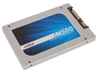 Crucial M500 SSD 480GB Review