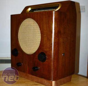 Mod of the Month July 2013 Valve radio conversion by Boorach