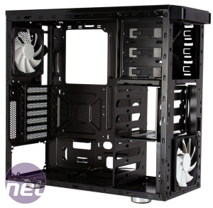 *NZXT H230 Review NZXT H230 - Interior