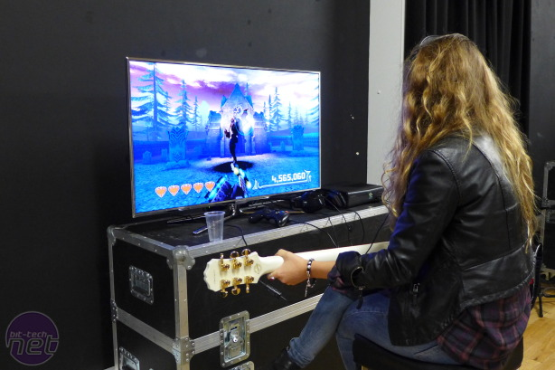 how to play rocksmith on pc with interface