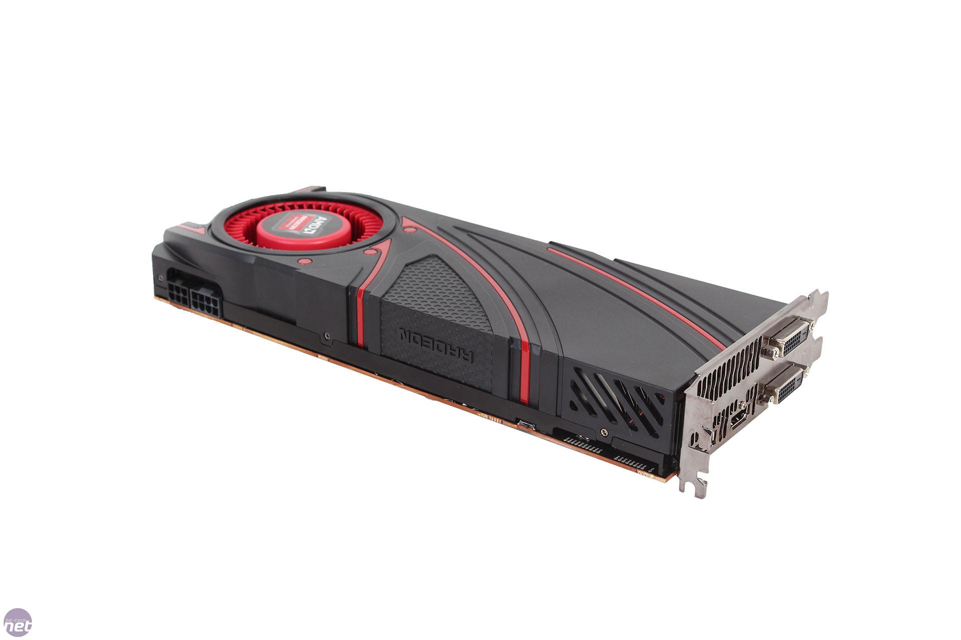 Configure PC w/ AMD Radeon R9 290X 4GB Video Card