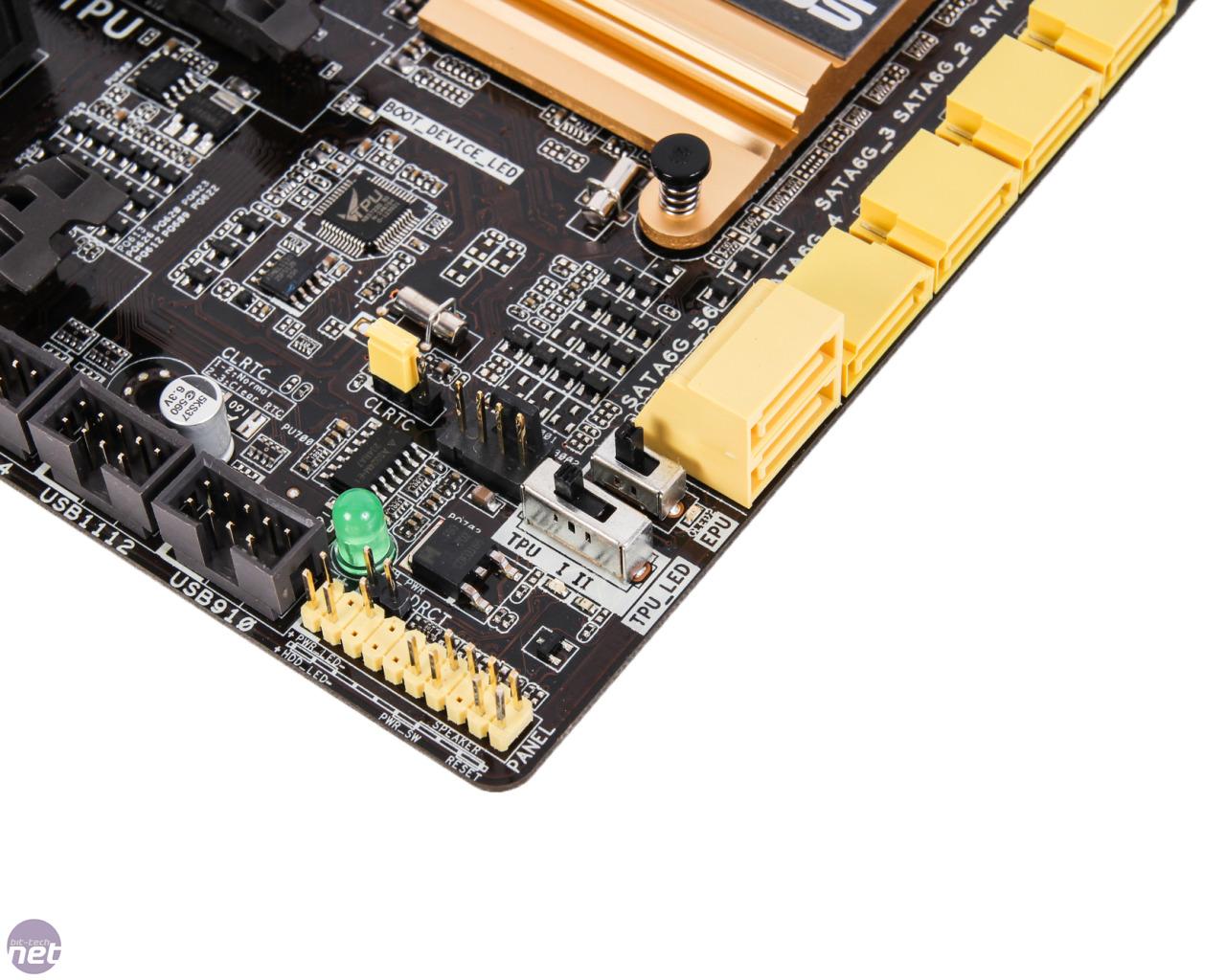 Asus Z87-A Review   bit-tech net