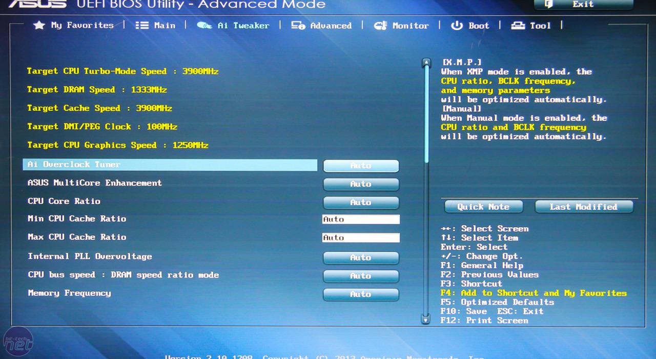 Asus Z87-A Review | bit-tech net