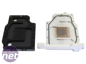 Bitspower AIZ77ITXD Asus P8Z77-I Deluxe Waterblock Review