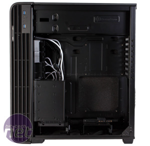*SilverStone Fortress FT04 Review SilverStone Fortress FT04 - Interior