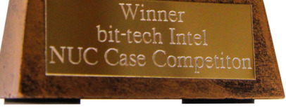 The winner of the Intel NUC case competition