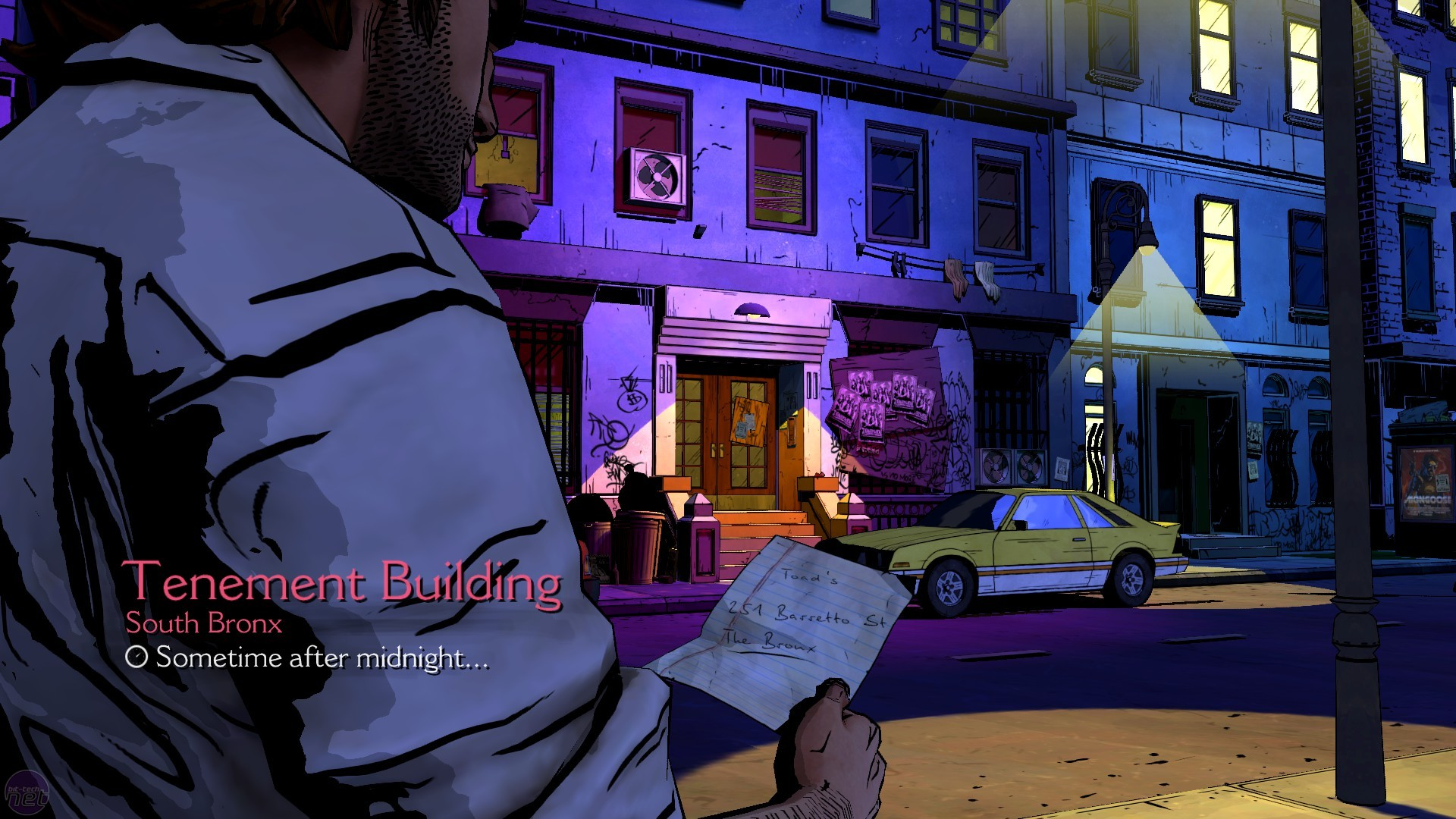 The Wolf Among Us Episode 1 Review Bit Tech Net