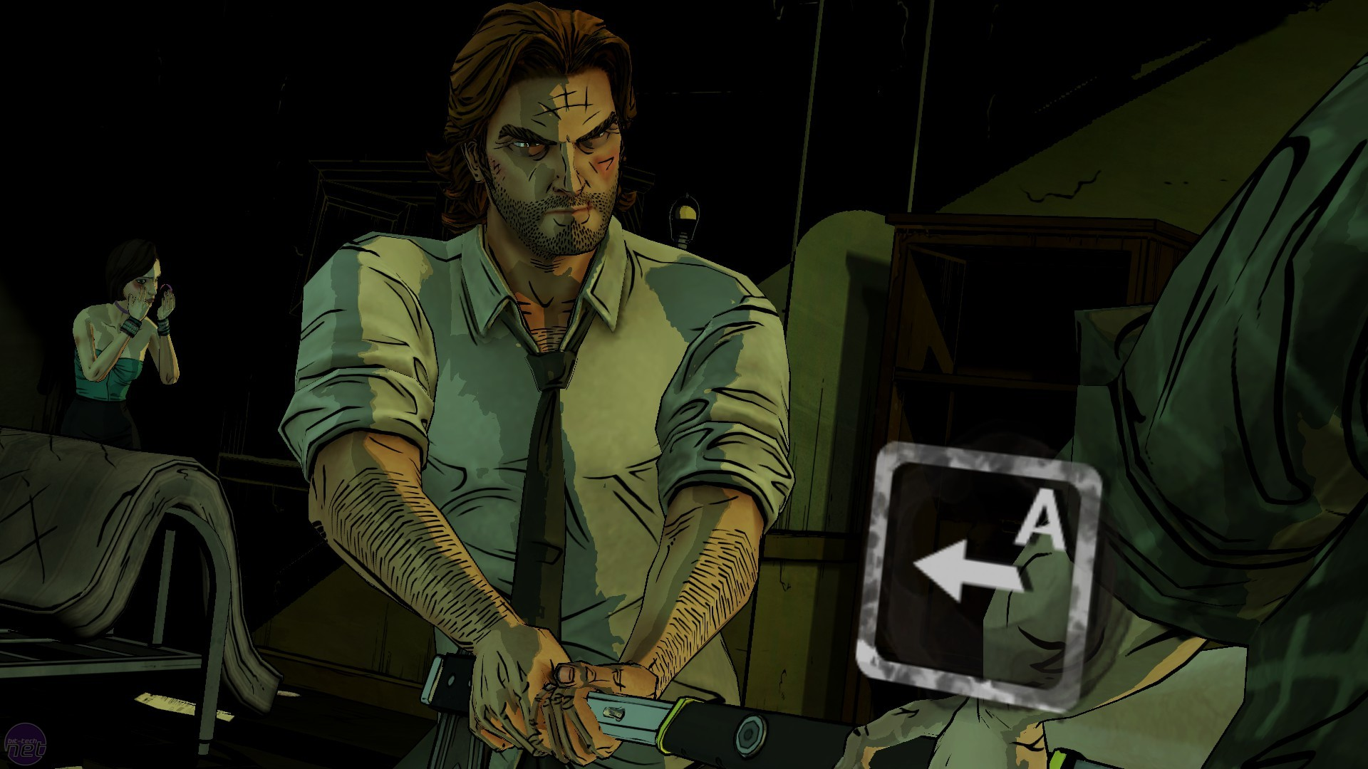 the wolf among us episode 1 review bit. Black Bedroom Furniture Sets. Home Design Ideas