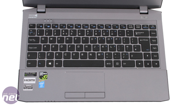 XMG P303 Pro Review XMG P303 Pro Review - Usability