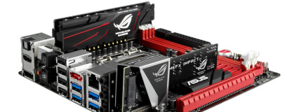 Asus Maximus VI Impact Review