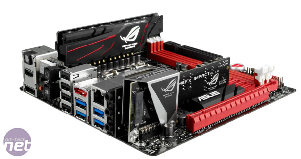 Asus Maximus VI Impact Review Asus Maximus VI Impact Review - Overclocking, Analysis and Conclusion
