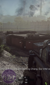Battlefield 4 Performance Analysis