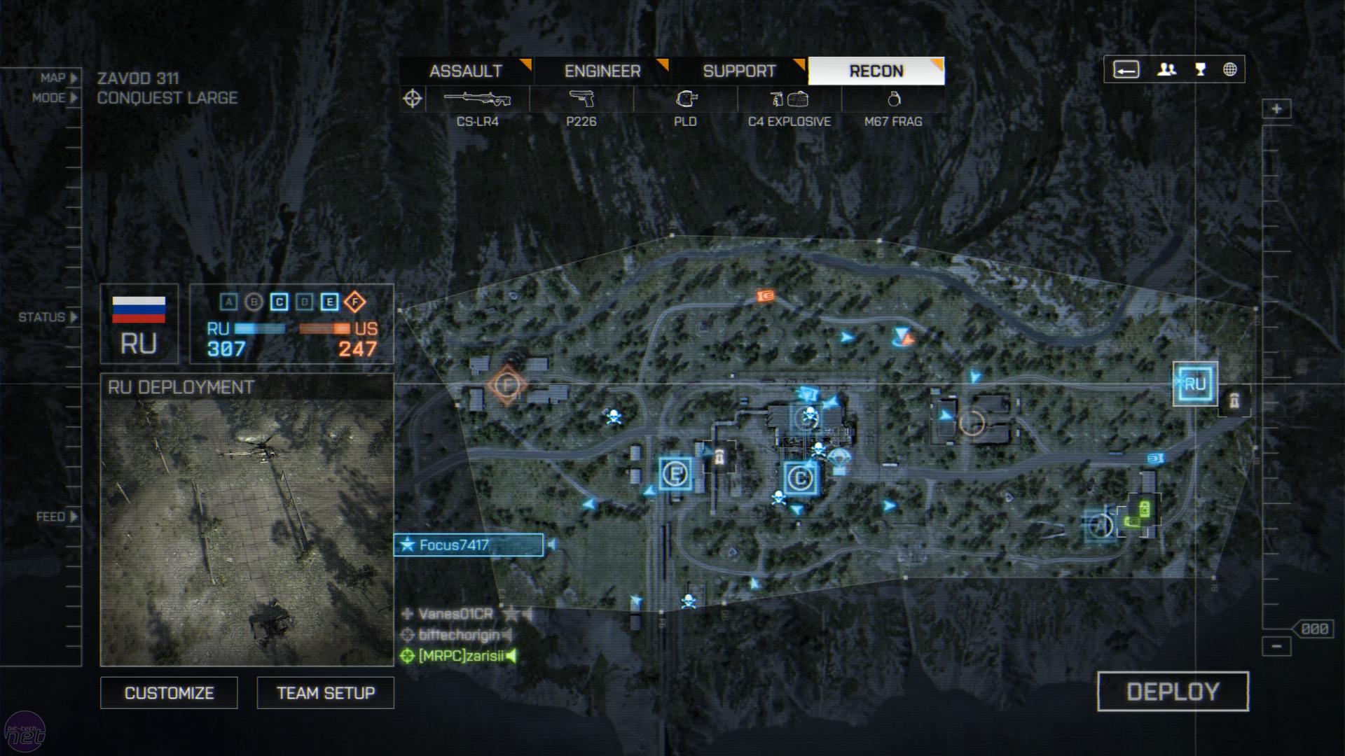 Battlefield 4 Review Bit Tech