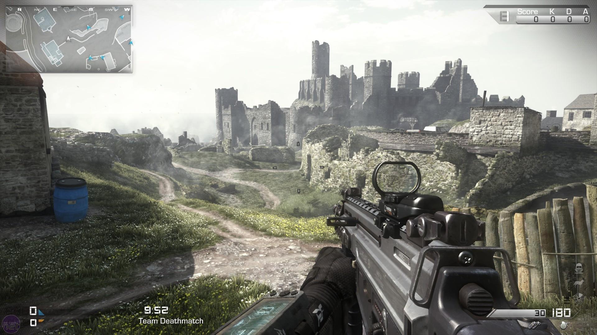 Call Of Duty Ghosts Review Bit Tech Net