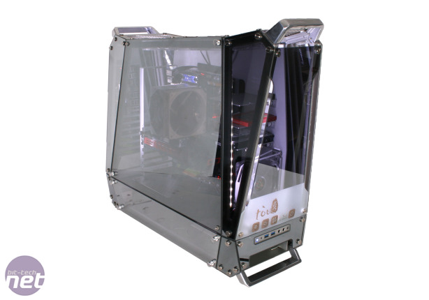 In Win Tou Review In Win Tou Review - Cooling Performance