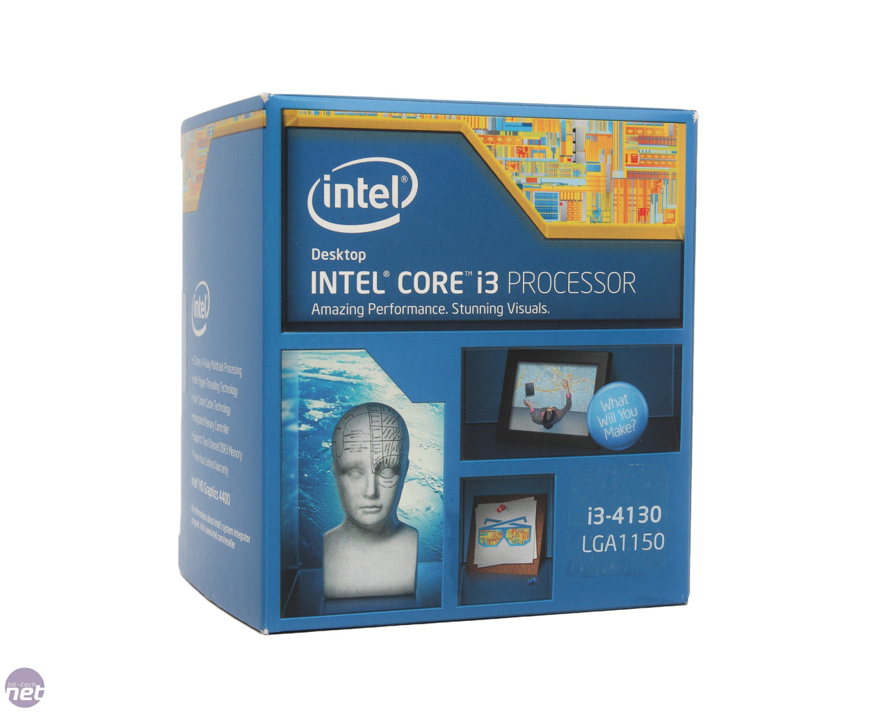 Intel Core I3 4130 Haswell Review Bit Tech Net