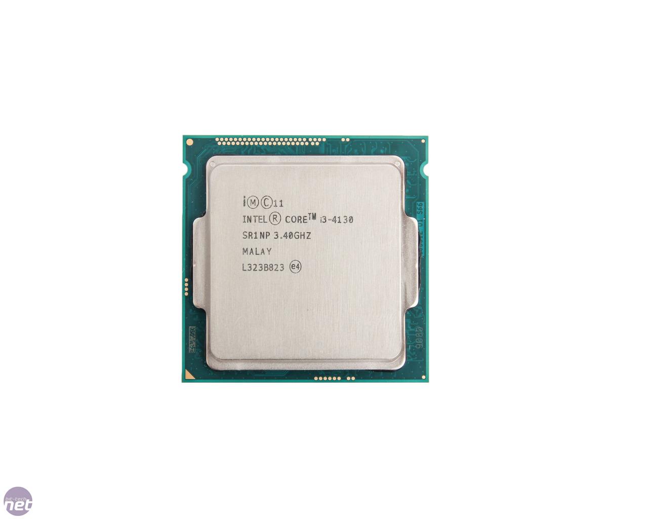 Processor Intel Core i3-4130: description, technical characteristics, owner reviews