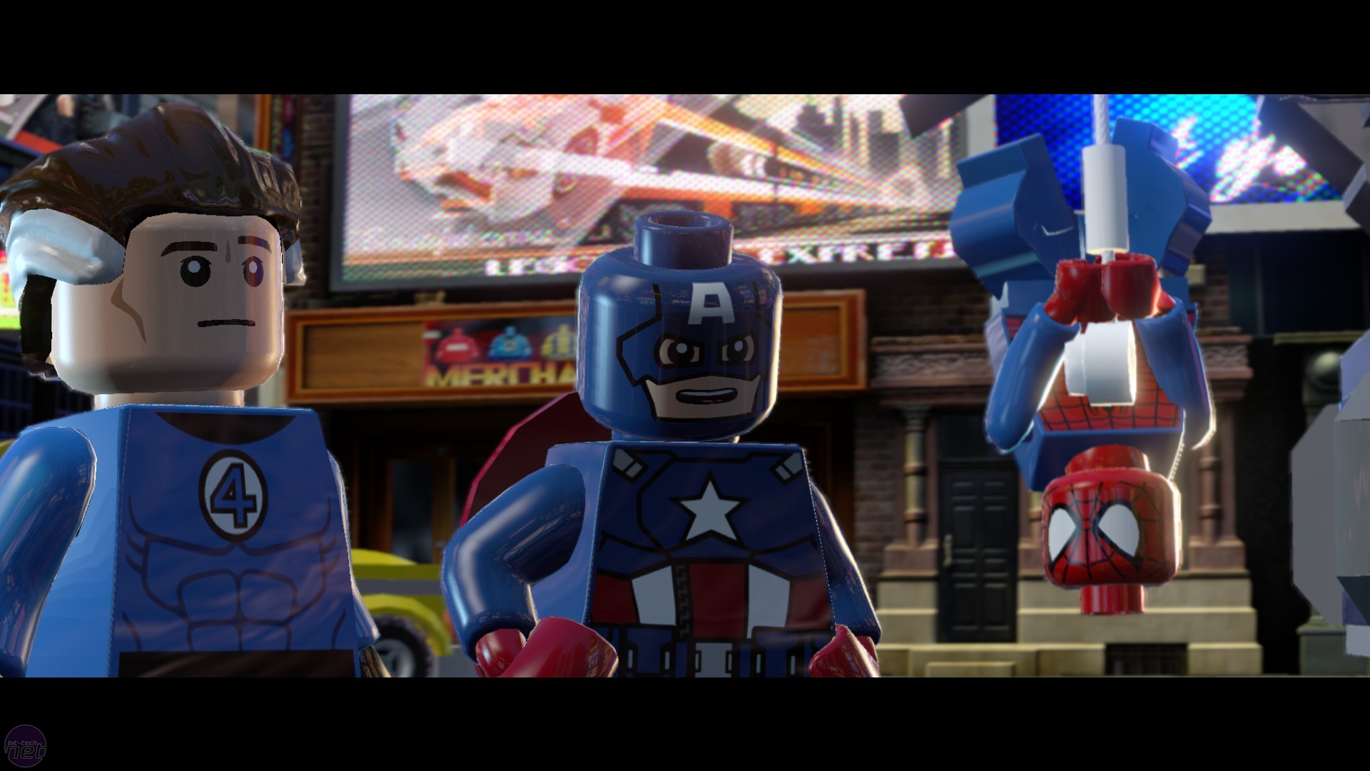 Lego Marvel Super Heroes Review Bit Tech Net