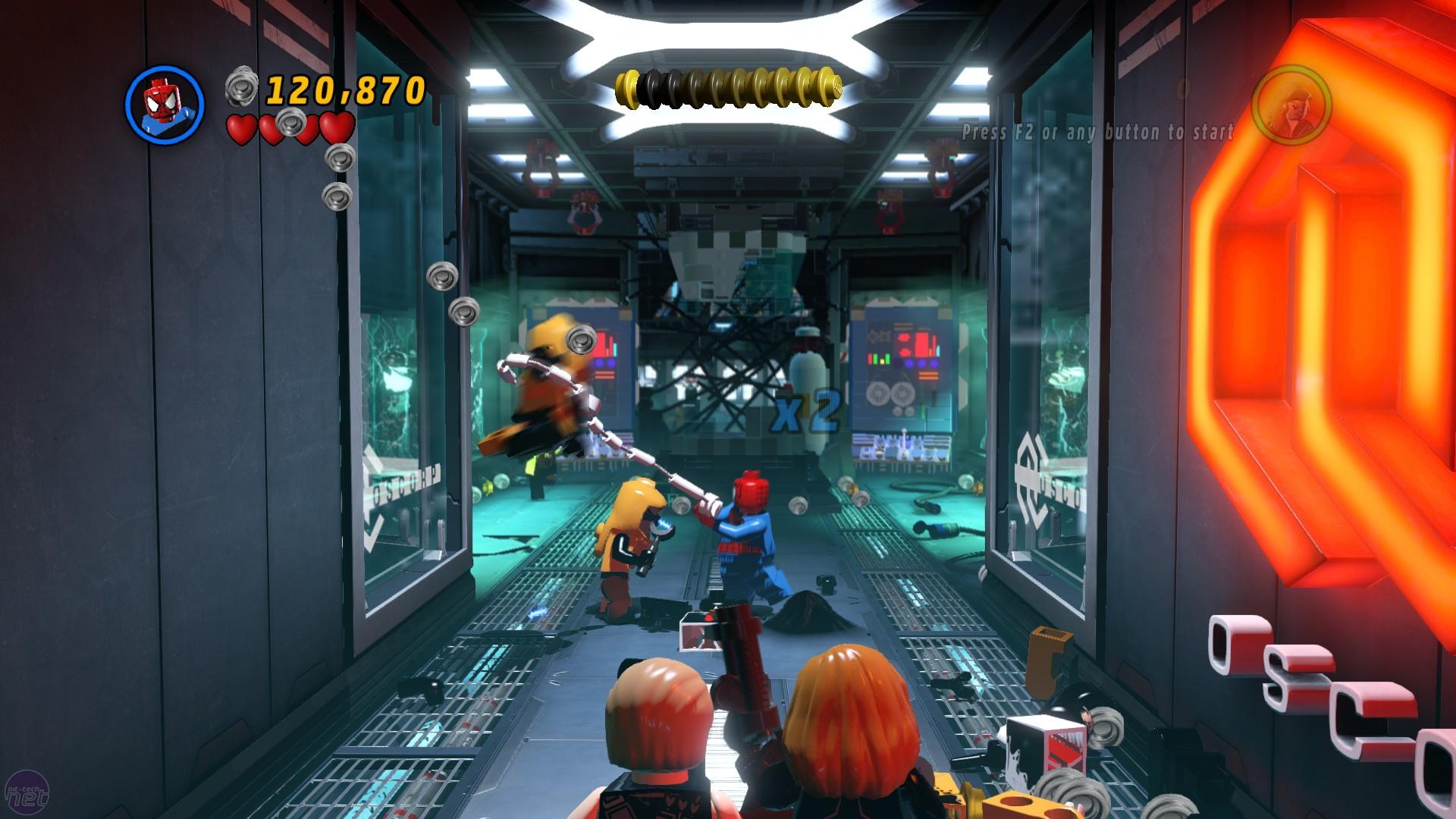 LEGO Marvel Super Heroes Review | bit-tech net