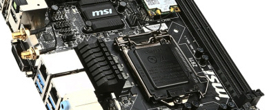 MSI Z87I Review