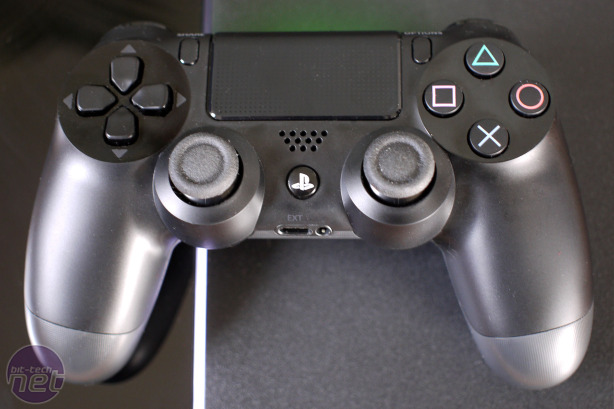PlayStation 4 Review PlayStation 4 Review - Hardware and Controller