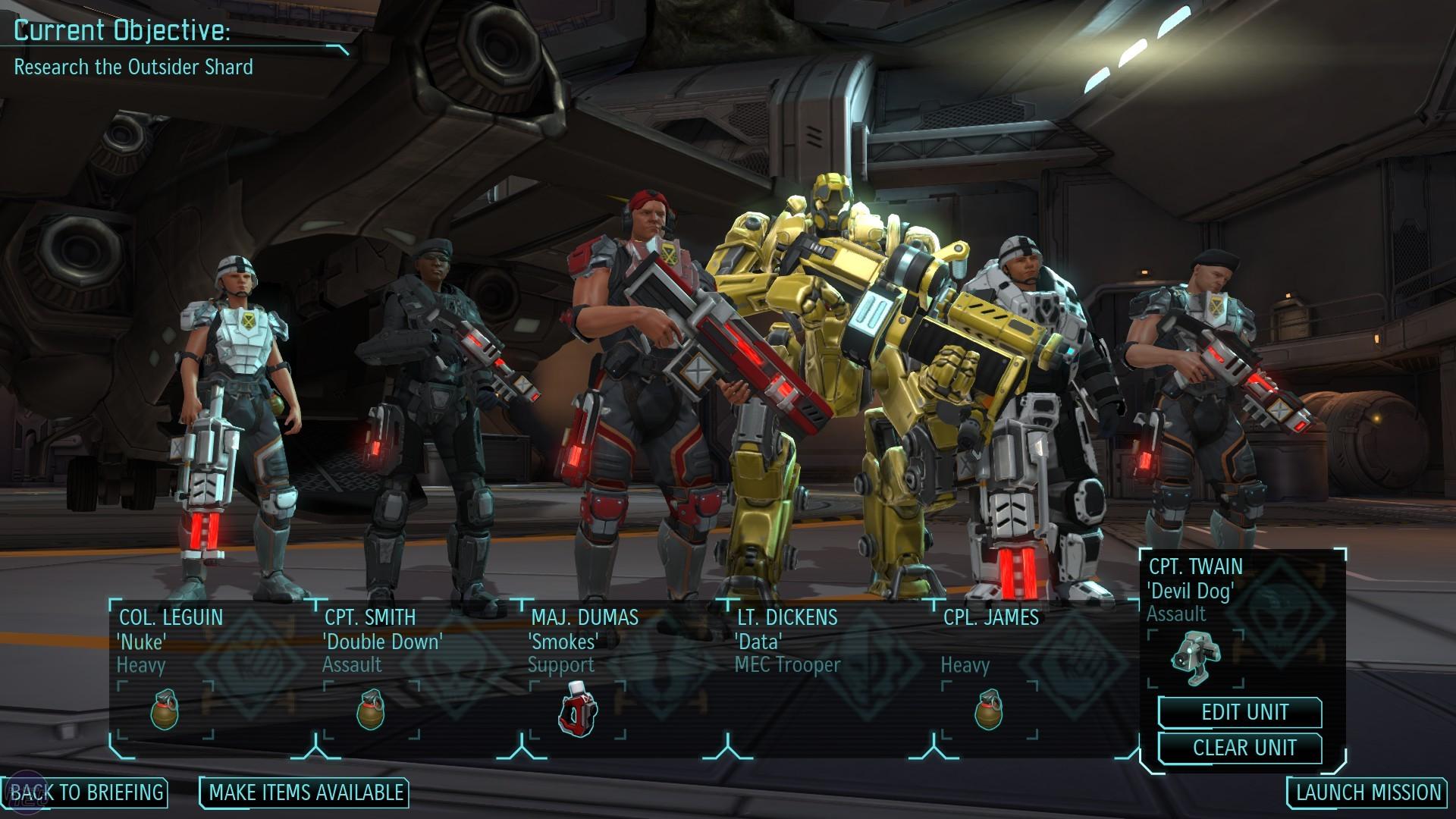 Коды, читы для XCOM Enemy Within секретные юниты. Пасхалка взлом ...