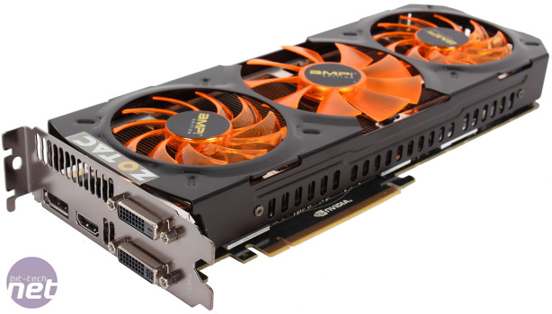 *ZOTAC GeForce GTX 780 Ti AMP! Review **NDA 28/11/13 @ 2pm** ZOTAC GeForce GTX 780 Ti AMP! Review