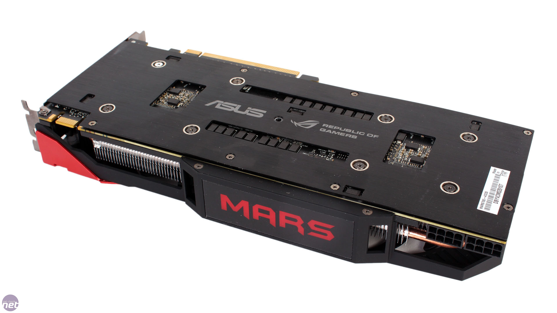 Asus Geforce Gtx 760 Mars Review Bit Tech Net