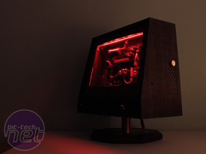 Bit-tech Modding Update - December 2013 GwassGween by Cheapskate and Revelation by quizz_kid