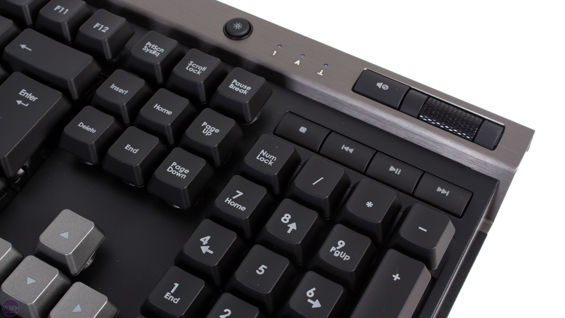 Corsair Raptor K50 Review | bit-tech net
