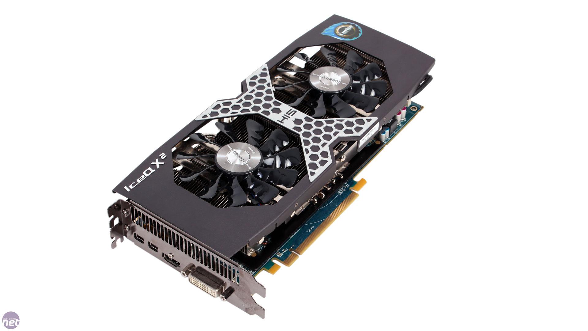 HIS Radeon R9 270X IceQ X2 Turbo Boost Review   bit-tech net