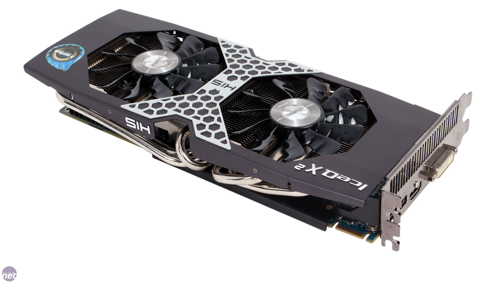 HIS Radeon R9 270X IceQ X2 Turbo Boost Review | bit-tech net