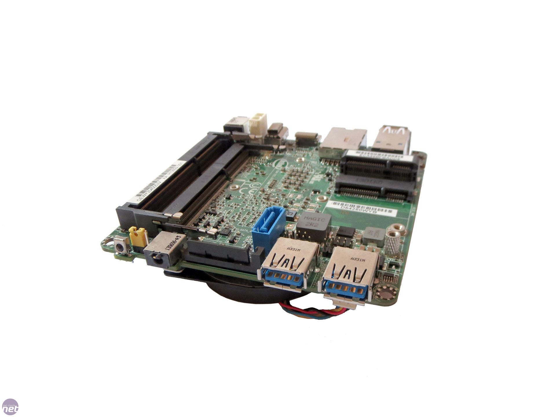 Intel NUC D54250WYK / D54250WYB Review | bit-tech net