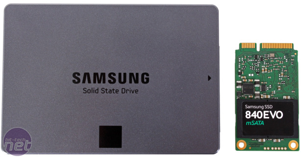 Samsung SSD 840 EVO mSATA 1TB Review