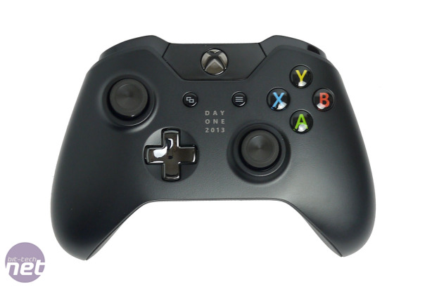 Xbox One Review Xbox One Review - Controller