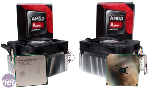AMD A10-7850K and A10-7700K (Kaveri) Reviews