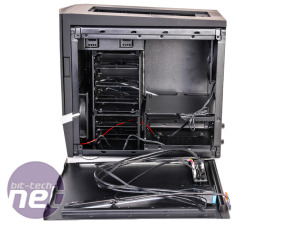 BitFenix Colossus Mini-ITX Review BitFenix Colossus Mini-ITX Review - Internals