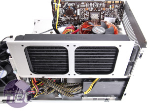 Lian Li PC-V358 Review Lian Li PC-V358 Review - Internals