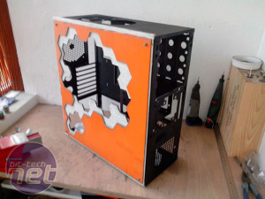 Mod of the Month January 2014 Mod of the Month - Antec P182 Nano Evolved by  SiZZiGY