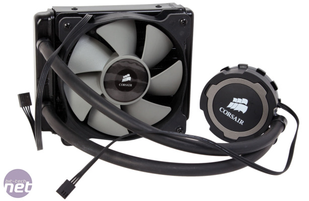 Corsair Hydro H75 Review