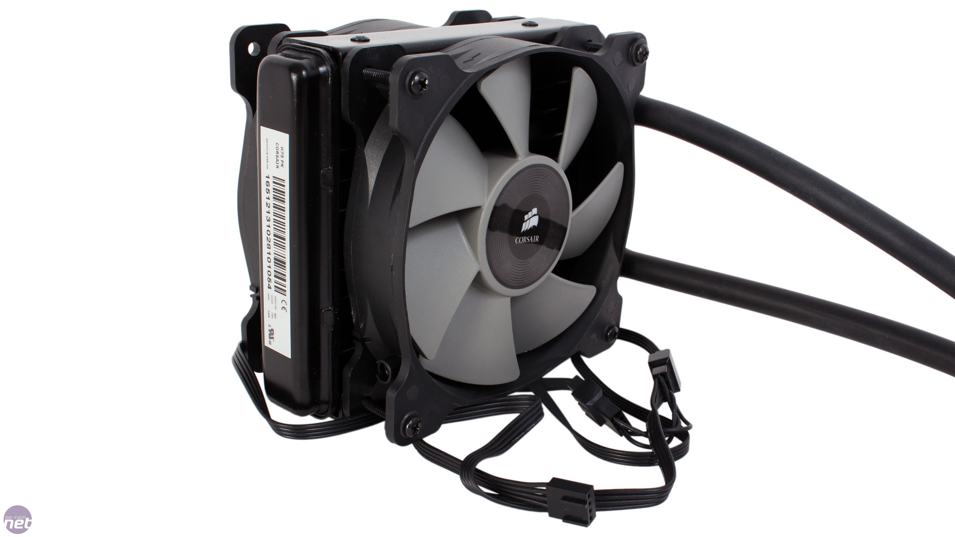 Corsair Hydro H75 Review Series H100i V2 Water Cooler Testing And Results