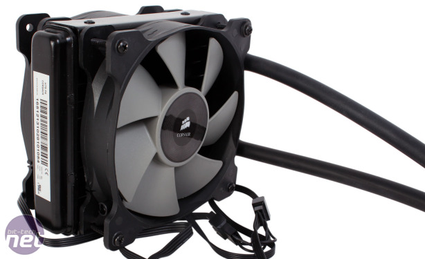*Corsair Hydro H75 Review Corsair Hydro H75 - Testing and Results