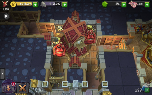Dungeon Keeper Review