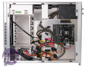 Lian Li PC-V360 Review Lian Li PC-V360 Review - Internals