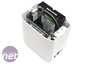 TRENDnet TN-200 NAS Box Review